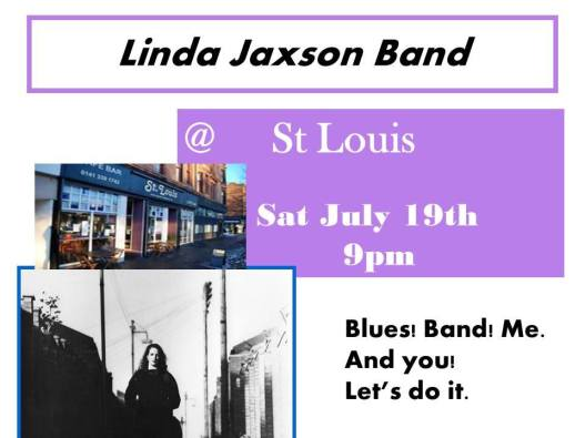 linda jaxon band 19 july st louis