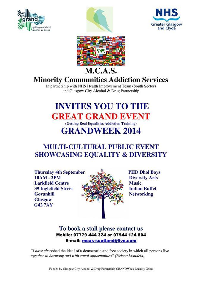 minority communities addiction ser