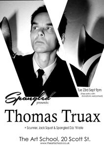 thomas truax 23 sept