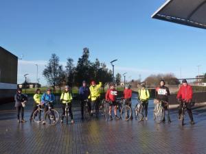 glasgow clarion bike ride