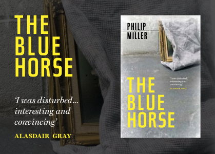 The Blue Horse launch