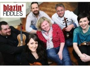 blazing fiddles
