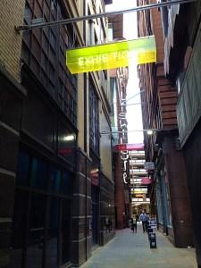 Back Lane Glasgow