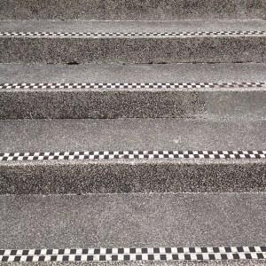 Fancy Steps at Park area