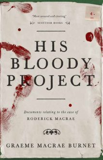 His Bloody Project cover