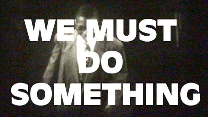 we must do something