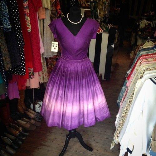 fifties purple