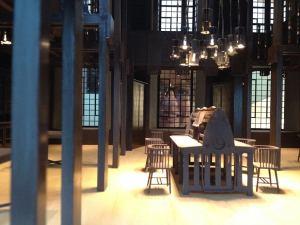 replica library