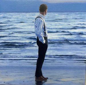 Iain Faulkner Tide 111 Canvas