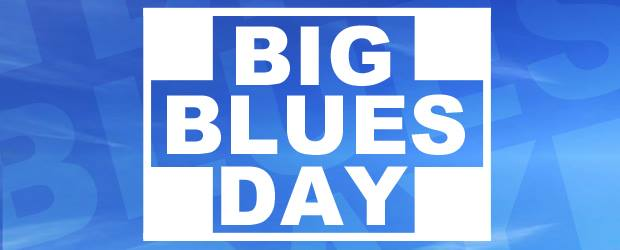 big blues day