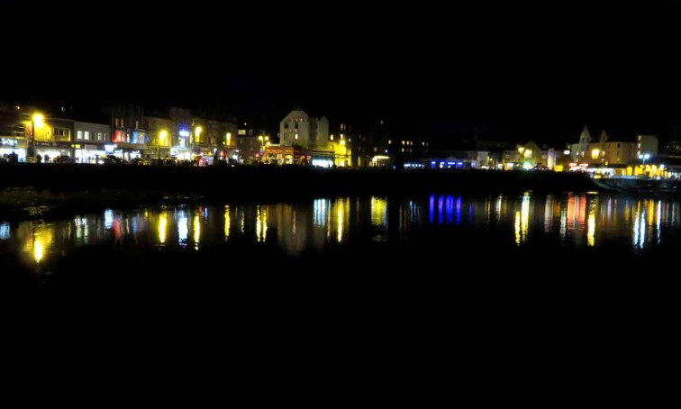 The Magic Lights of Oban