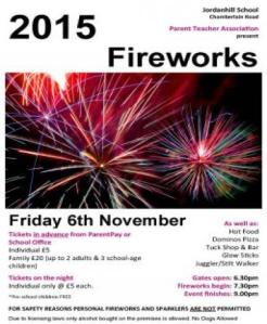 fireworks jordanhill