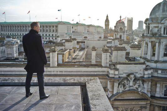 James Bond at MoD