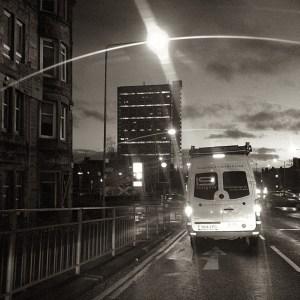 Anniesland Traffic