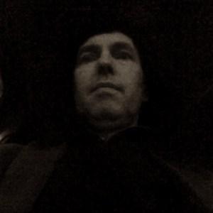 Scary Jim Selfie