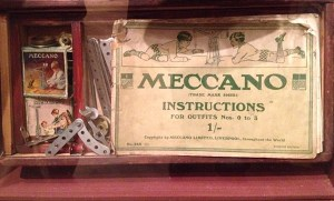Old Meccano Set at People's Palace