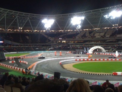 olympic cars