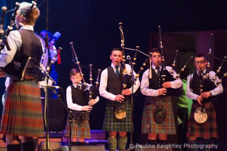 National Youth Pipe band o