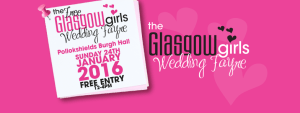 the free glasgow girls wedding fayre