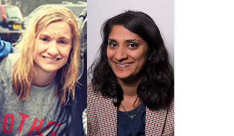 sarah turner and chitea Ramaswamy - the lowdown on motherhood 19
