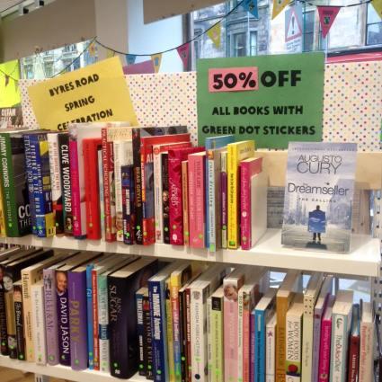 book sale oxfam