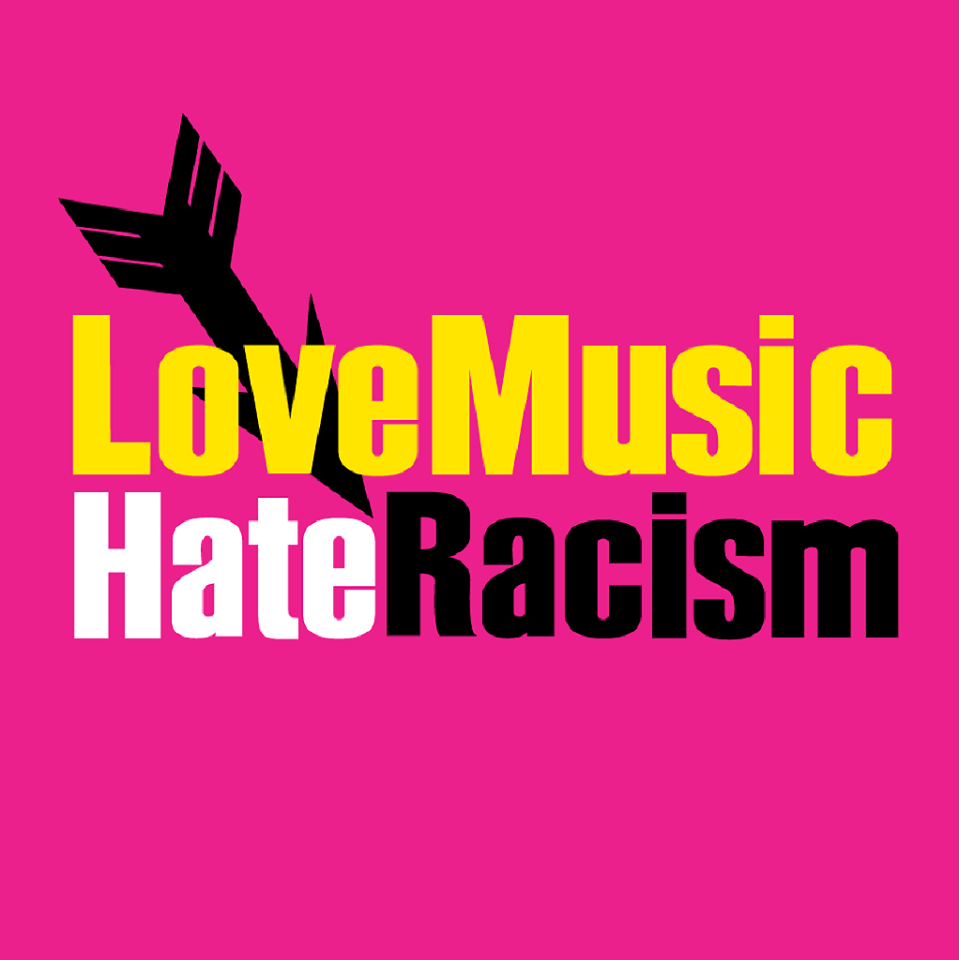 love music hate racism glasgow on may day