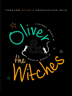 Oliver and Witches logo