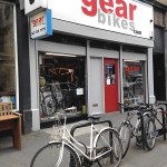 Gear Bikes, Gibson Street