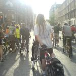 cycling critical mass