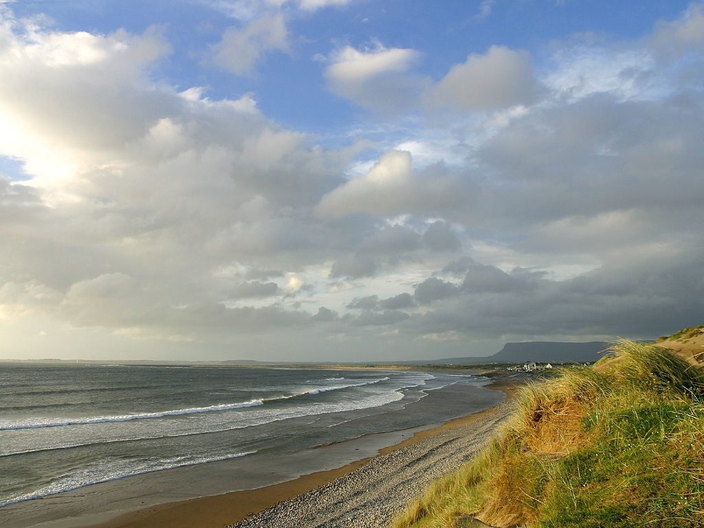 Ireland shore