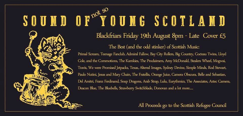 sound of not so young blackfriars