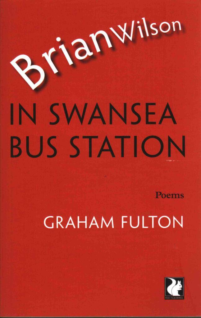 brian wilsin in swansea bus station