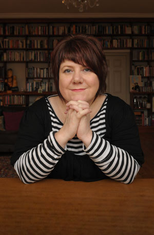 Louise Welsh Courtesy of Steve Lindridge