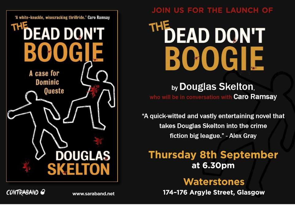 the dead don't boogie