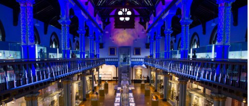night of the museum hunterian
