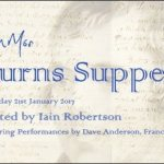 oranmor burns supper