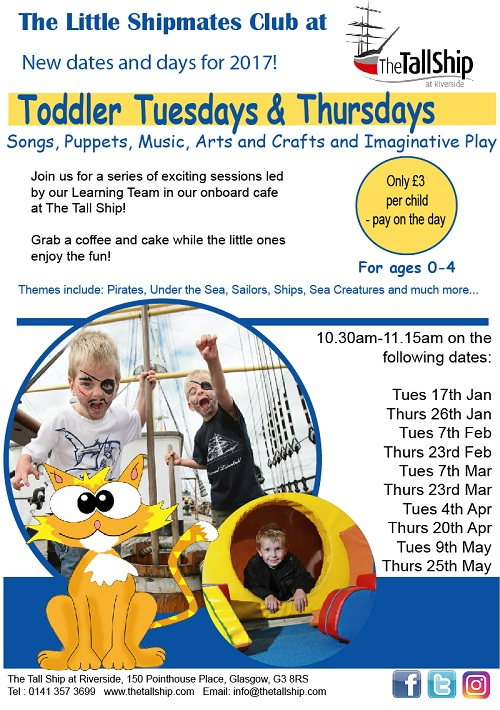 toddlers tuesdays and thursdays