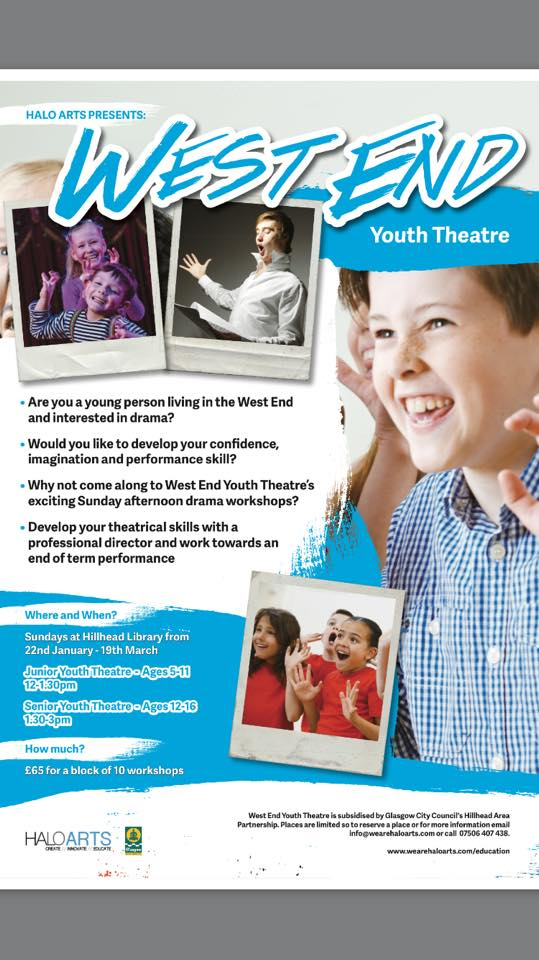 west end youth theatre