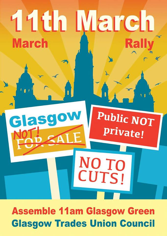 glasgownot for sale 11 march 11 am
