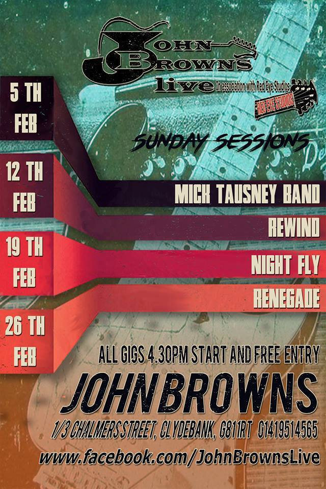 john browns sunday sessions