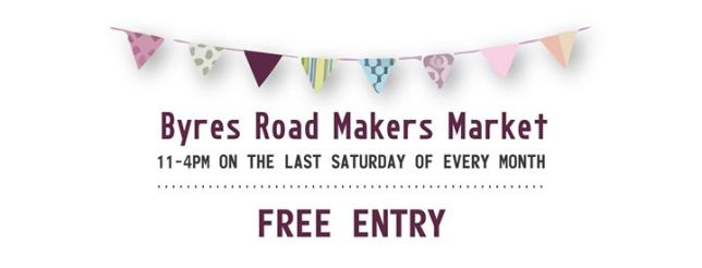 byres road makers market