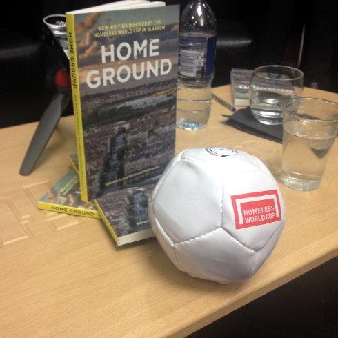 home ground bookj