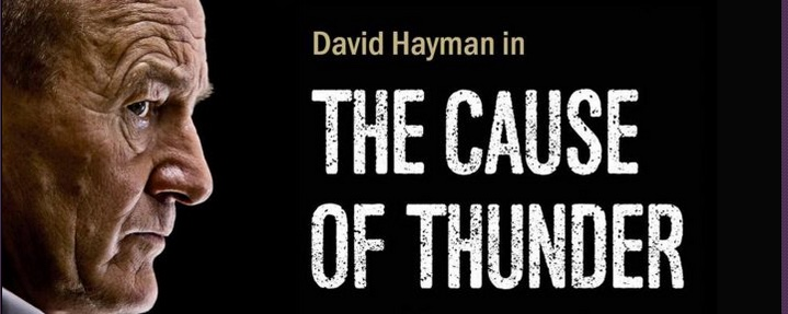 the cause of thunder