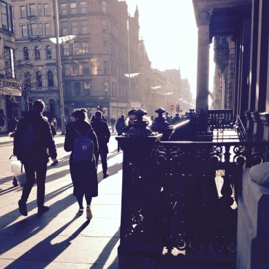Buchanan St View