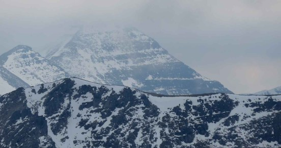 Misty View of Liathach
