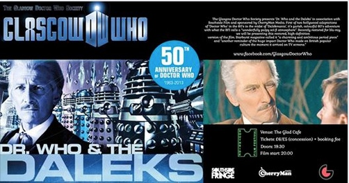 dr who and the daleks 17 may