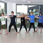 Dance Pupils in Scotland  receive funding from The Peter Darell Trust, June, 2017
