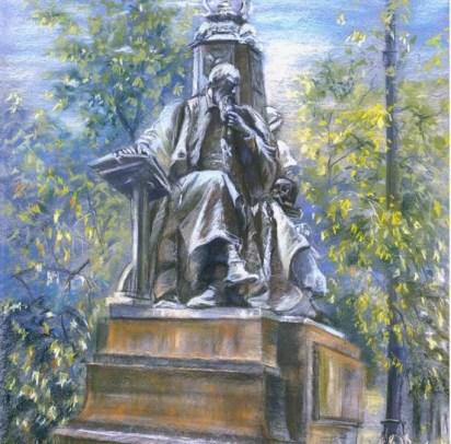 the scholar alans art