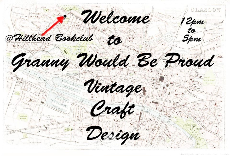 vintage craft fair