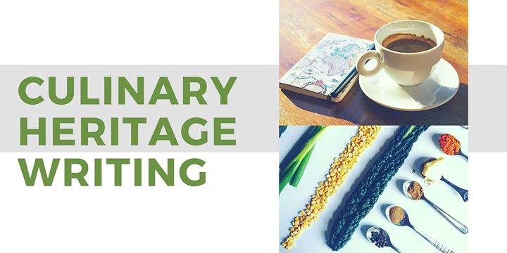 culinary heritage writing